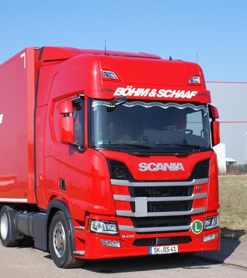 Unternehmen - Böhm & Schaaf Internationale Spedition GmbH
